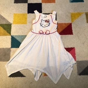 hello kitty girls dress size 6